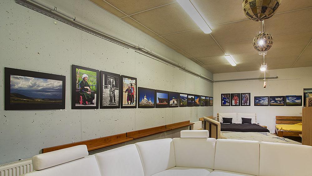 Výstava Mongolsko ve výstavní síni Jacques v Dolních Břežanech