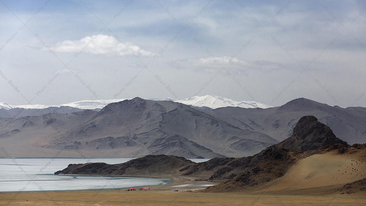 Mongolsko - region Bayan-Ulgii