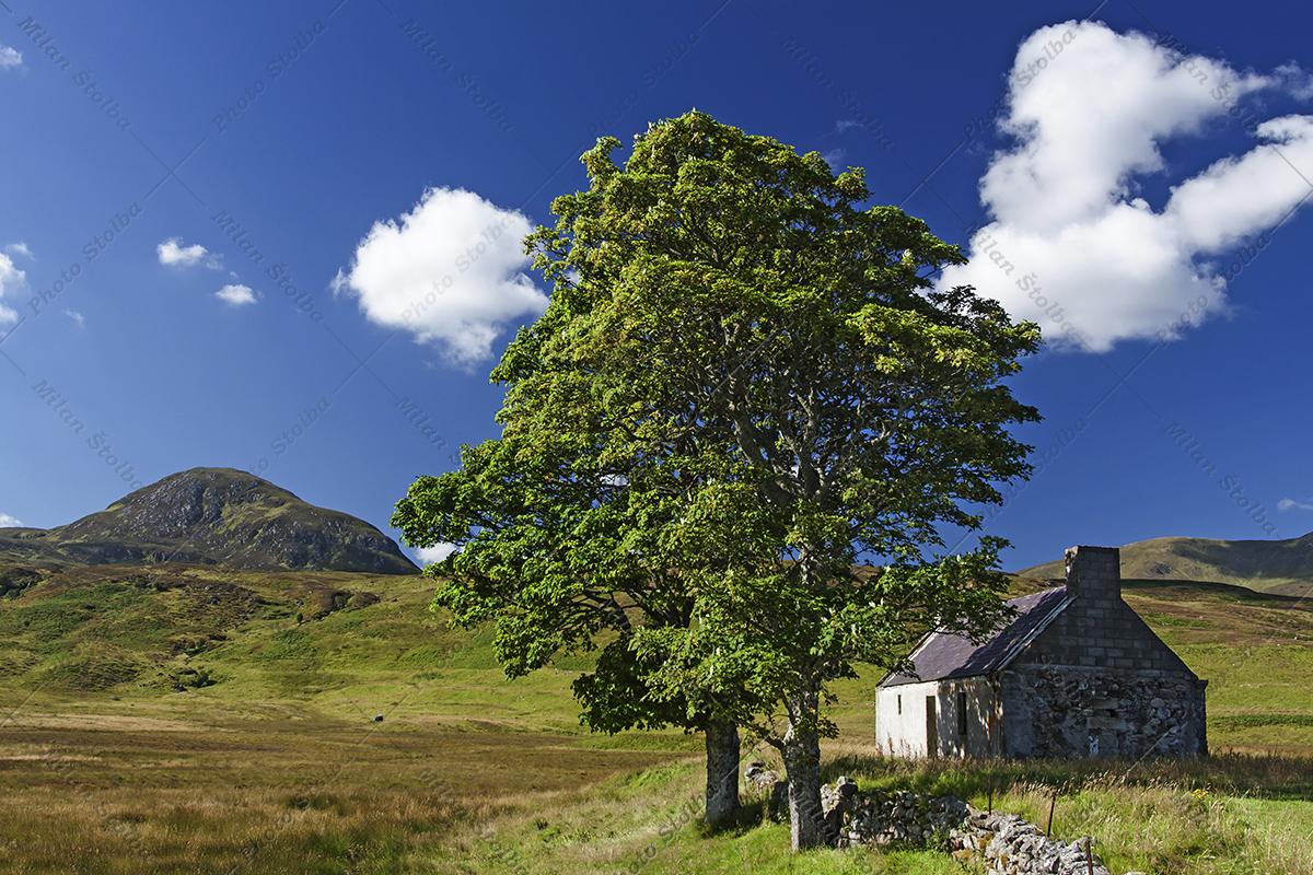 Skotsko - vysočina